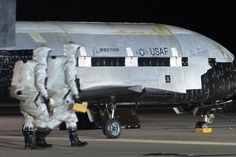 Air Force's Mysterious X-37B Space Plane Wings by 600 Days in Orbit