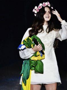 Lana in Brazil... my land♡