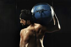 "Rana Daggubati for ""Health"""