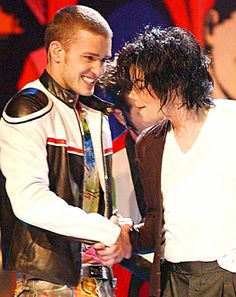 "Michael Jackson Duet With Justin Timberlake: ""Love Never Felt So Good""!"