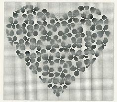 Cross Stitch *<3* Heart