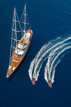 ANTARA yacht for charter with Fraser. She is an exceptional sail yacht build by Perini Navi in 1991 to the highest standards. Luxury Sailing Yachts, Sailing Cruises, Yacht Design, Boat Design, Cruise Italy, Monaco Yacht Show, Sailing Holidays, Boat Rental, Boat Hire