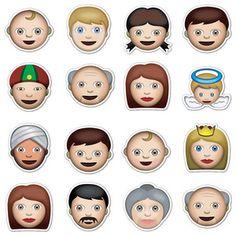 People Emojis, $16, by Emoji Stickers !!