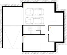 Paulo Rolo House,Ground Floor Plan