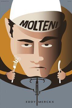 Eddy 'De Kannibaal' Merckx