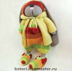 У Бэлы, автора этих потрясающих игрушек, конечно же, есть дар, Мастерство, великолепный вкус... Поделитесь своими эмоциями после просмотра;)  Сайт