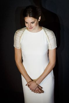 """Shailene Woodley Photos Photos - Shallene Woodley attends the World Premiere of """"Insurgent"""" at Odeon Leicester Square on March 11, 2015 in London, England. - 'Insurgent' Premieres in London"""