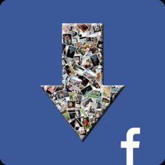 Aplicación para descargar fotos de Facebook en Android