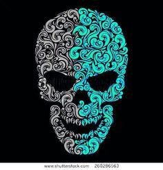 Skull Artwork Art Station Geek Things Drawings Drawing Designs Sugar Skulls Pictures Awesome