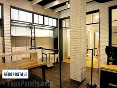 Retail Space Remodeling with Panels | Storefronts, Displays