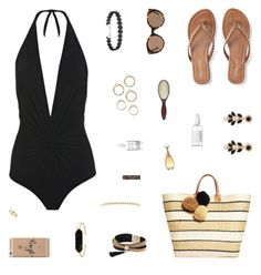 """""""Is That It"""" by belenloperfido ❤ liked on Polyvore featuring Mar y Sol, Karla Colletto, Aéropostale, Illesteva, BaubleBar, Simons, Charlotte Russe, Vera Bradley, Burt's Bees and Herbivore"""