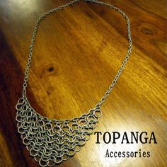 TOPANGA Accessories ブラスチェーンネックレス  http://item.rakuten.co.jp/bon-eto/a9-daystar-sn31710/