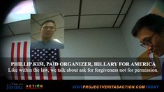 Hidden cameras capture Clinton campaign staff in Nevada not only skirting election law but mocking it. Christina Gupana, a Hillary campaign worker and Las Ve...