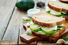 Replace mayo with avocado on your lunchtime sandwiches. | 15 Better-For-You Substitutions You Didn't Know You Could Make