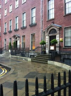 Merrion Hotel- the Best hotel, and probably the most expensive!