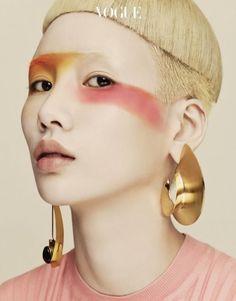 Yang Ri Ra by Kim Bo Sung for Vogue Korea Jul 2017