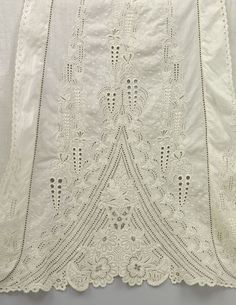 Christening robe | V&A Search the Collections