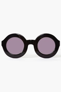 Twiggy Shades in Black