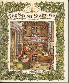 The Secret Staircase from the Brambly Hedge series