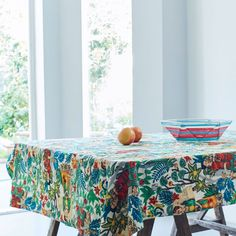 Mexicana Tapestry Print Tablecloths | Kitchen & Dining | Graham & Green