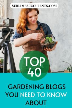 Here are the top gardening blogs you should know. There are many species of plants and flowers that are planted worldwide. If you are looking for tips to beautify your home garden, the best resource at your fingertips is the garden bloggers. In this pin, we have outlined some best gardening blogs where you can get some inspiration. #gardeningblogs #gardening #blogs Agriculture News, Urban Agriculture, Urban Farming, Planting Vegetables, Growing Vegetables, Indoor Succulents, Gardening Blogs, Country Living Magazine, Succulent Care