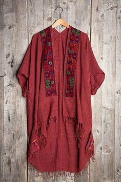 Vintage Woven Poncho Jacket - Urban Outfitters