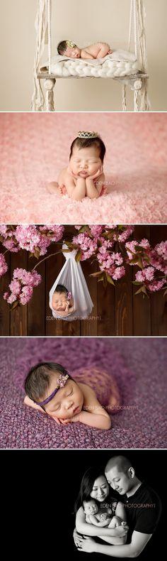Delta BC Newborn Photographer Eden Bao | Denise 9-days-new - Vancouver BC Maternity Newborn Baby Photographer | Eden Bao Photography