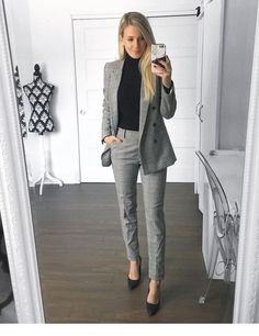 e759ac95421 40 Most Popular Casual Work Outfit Ideas. Work Clothes WomenOffice ...