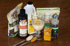 Budwig Protocol Recipe Ingredients