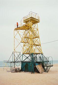 Beach Tower - Sasha Kurmaz