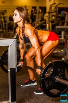 Yes, its time for sexy strong athletic women to over run the world...