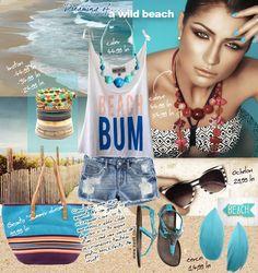 Dreaming of...a wild beach!