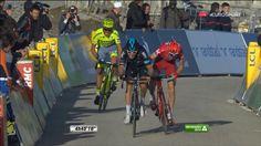 VIDEO - Comment Zakarin a réglé Thomas et Contador : l'arrivée en vidéo - PARIS-NICE - Le Russe Ilnur Zakarin (Katusha) a remporté la 6e et avant-dernière étape, samedi, au sanctuaire de la Madone d'Utelle, devant le Britannique Geraint Thomas, nouveau...