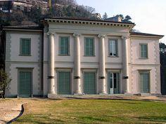 Villa Geno - ristrutturazione 2001 | Como #lakecomoville