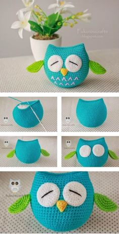 You will love this Owl Amigurumi Pattern Ideas and we have included a video tutorial to show you how. Check out all the cute versions now.