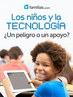 Cómo dejar que nuestros hijos se acerquen a la tecnología que los rodea de una manera segura. Vivimos en una época llena de avances tecnológicos, de l...