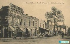 South Wayne Street, Milledgeville, GA. Visit the Old Capital Museum.  www.oldcapitalmuseum.org