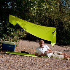 Hamac de voyage Colibri - Vert