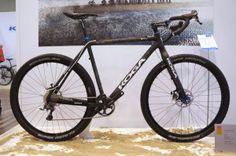 EB13: Koga BeachRacer  Drop Bar Fat Bike Takes Racing to the Shores #fatbike #bicycle