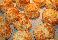 Bruces Prize Winning Cheese Scones Recipe - Food.com: Food.com
