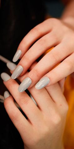 Manicurist tips and solutions for saving nails on the verge and rehabbing broken ones, here:
