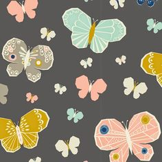 FROM print & pattern: fabrics - BY susan driscoll