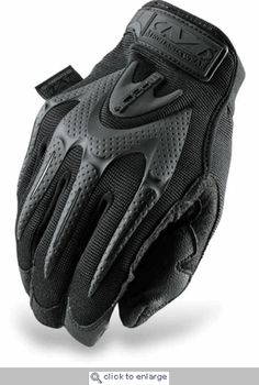 Mechanix Wear M-Pact Covert Glove-Impact Protection, love these gloves
