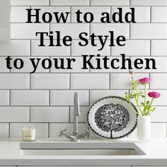 Top Tips on how to use tiles trends in your kitchen
