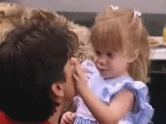 Undeniable Proof That Uncle Jesse And Michelle Are The Cutest Ever Jesse From Full House, Full House Michelle, Full House Tv Show, Full House Memes, Full House Funny, Full House Quotes, Oncle Jesse, John Stamos Full House, Olsen Twins Full House