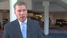 Penske Logistics Executive Joe Carlier Talked about Dr. Lieb's Survey of 3PL Providers #CSCMP13 #supplychain #logistics #3PL