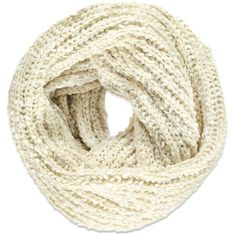Forever 21 Purl Knit Infinity Scarf ($15) ❤ liked on Polyvore featuring accessories, scarves, circle scarf, infinity scarf, knit infinity scarf, circle scarves and shawl