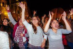 Fans de #Moderatto divirtiéndose a lo grande durante la clausura del #FCHToluca2015 en el zócalo de #Toluca www.vizualmexico.com.mx