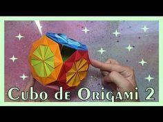 CUBO DE ORIGAMI 2 - YouTube