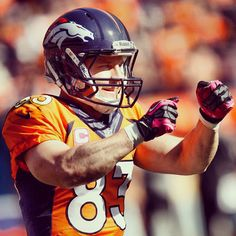 Wes Welker - SnapWidget   CAPTION CONTEST: Submit your best caption for this photo using #BroncosCaption